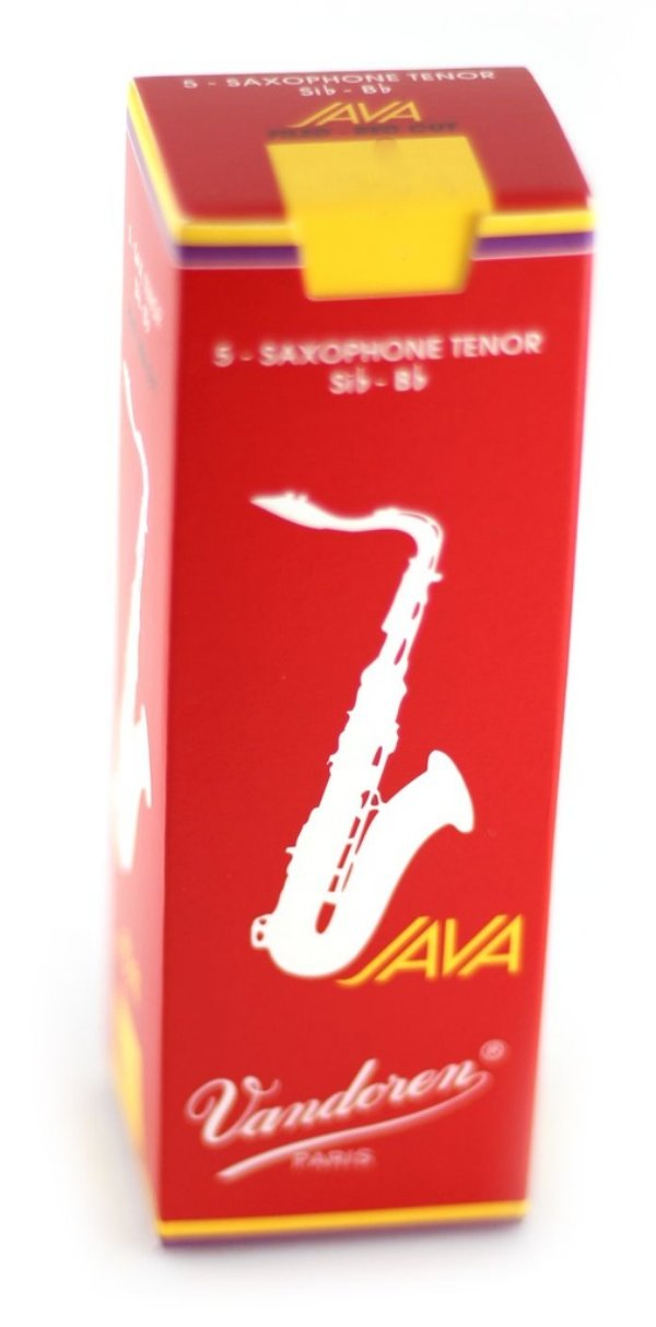 Palheta Vandoren Java Red Cx 5 - Sax Tenor