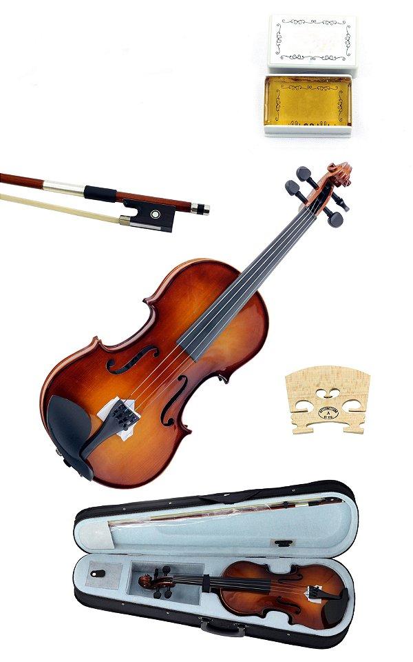 Violino konig 4/4 VK334 Estudante