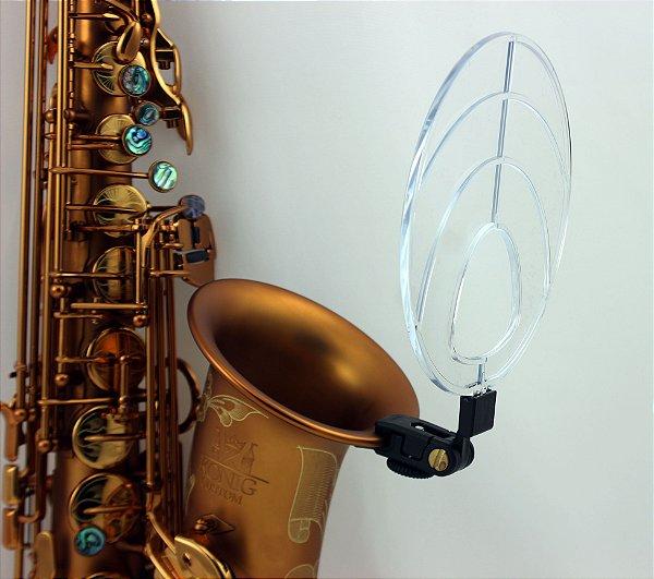 Deflector Jazzlab para Sax Soprano, Alto, Tenor e Barítono.