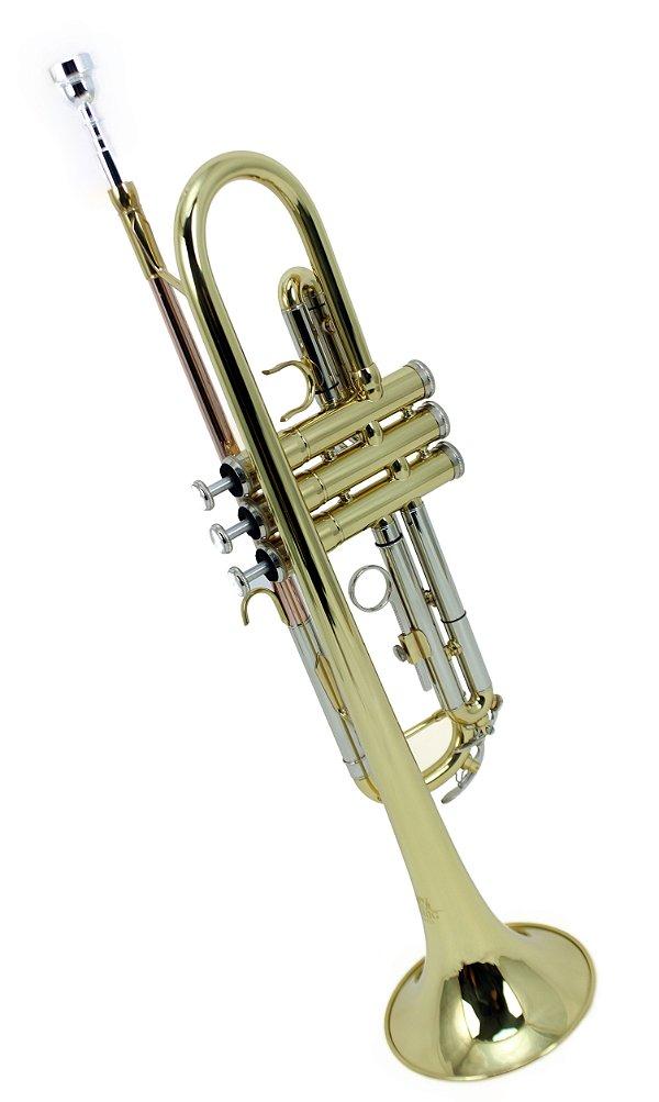 Trompete Laqueado Konig Master Sib