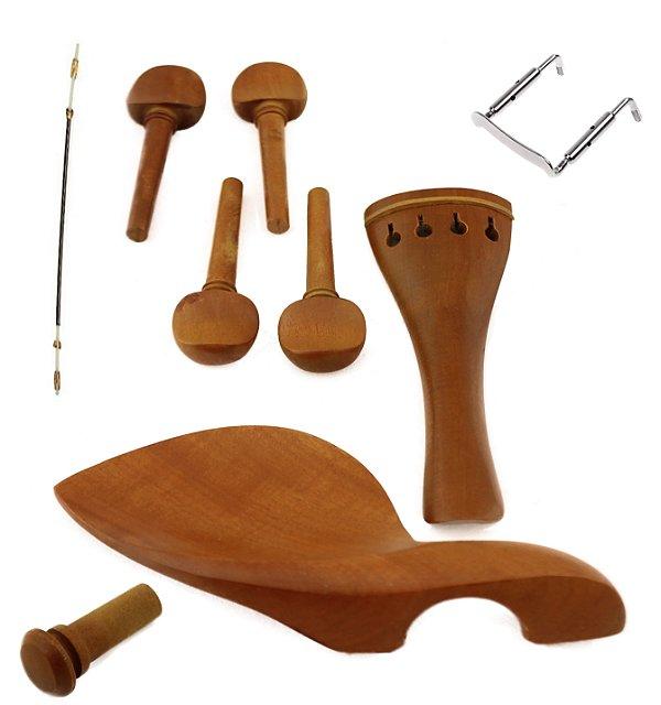 Kit de Montagem Boxwood para violino 4/4