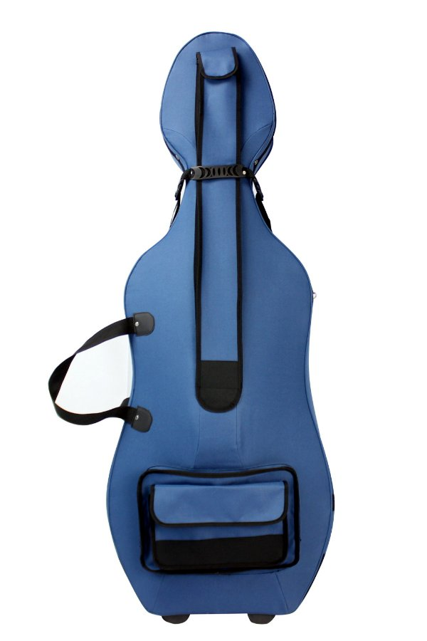 Estojo para Violoncelo 4/4 Master Luxo Profissional