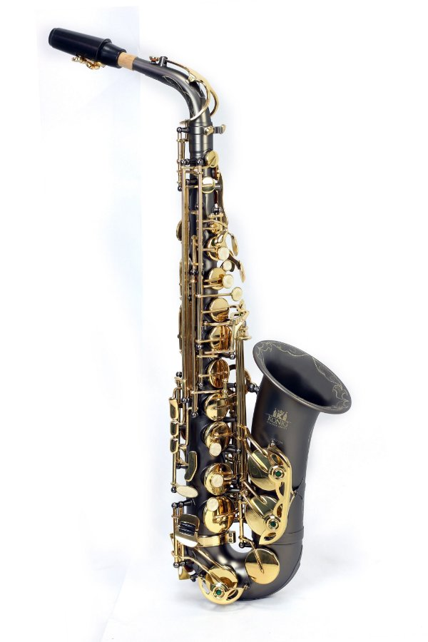 Saxofone Alto Mib Konig Classic Séries Matte Finish