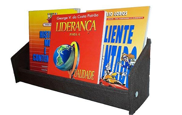 Revisteiro Prateleira porta livro infantil  Montessoriano  colorido