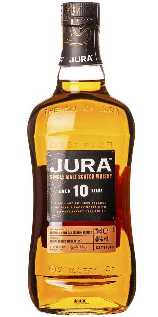 Whisky Jura 10 Anos