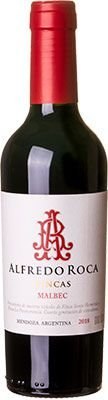 Vinho Alfredo Roca Fincas Malbec Tinto de 375ml
