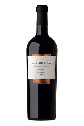 Vinho Alfredo Roca Reserva de Família Malbec