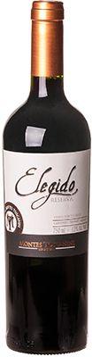 Vinho Montes Toscanini  Elegido Reserva Tinto