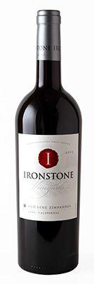 Vinho Ironstone Old Vine Zinfandel