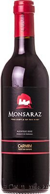 Vinho Carmim Monsaraz Reguengos Tinto de 375ml