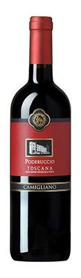 Vinho Poderuccio Toscano Tinto Camigliano