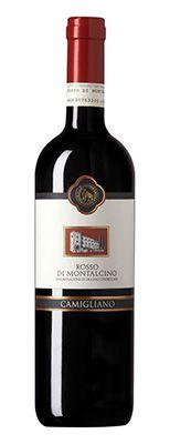 Vinho Rosso Di Montalcino DOC Tinto Camigliano