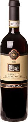 Vinho Brunello Di Montalcino Camigliano