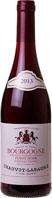 Chauvot-Labaume Bourgogne Pinot Noir Vieilles Vignes