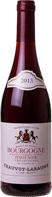 Vinho Chauvot-Labaume Bourgogne Pinot Noir Vieilles Vignes