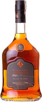 Brandy de Jerez Fernando de Castilla Solera Reserva