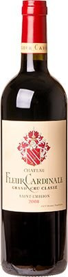 Vinho Chateau Fleur Cardinale Grand Cru Classé 2008