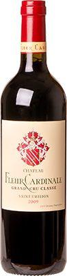 Vinho Chateau Fleur Cardinale Grand Cru Classé 2009