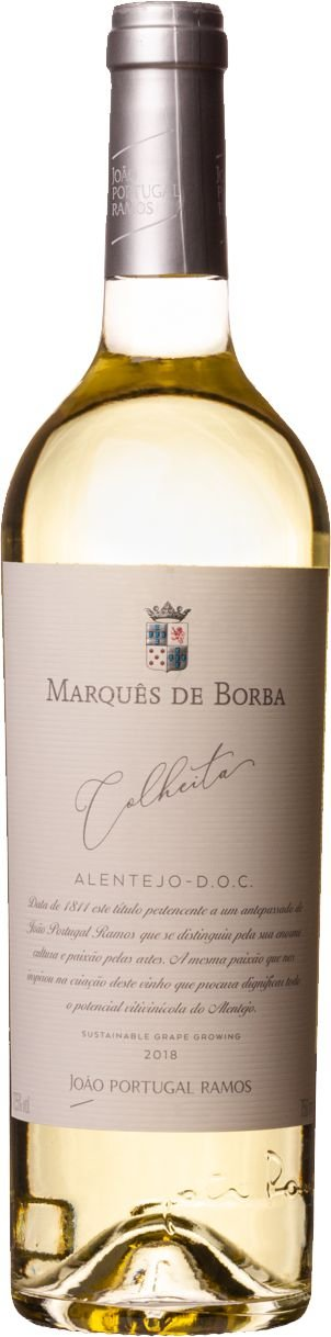 Vinho Marquês de Borba Branco de 375ml  João Portugal Ramos