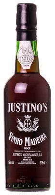 Justino Madeira 3 anos Doce de 375ml