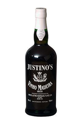 Vinho Justino Madeira 3 anos Seco