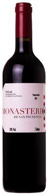 Vinho Monastério de San Prudêncio Tinto