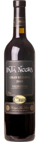 Vinho Pata Negra Gran Reserva Tinto