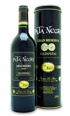 Vinho Pata Negra Gran Reserva Tinto Lata
