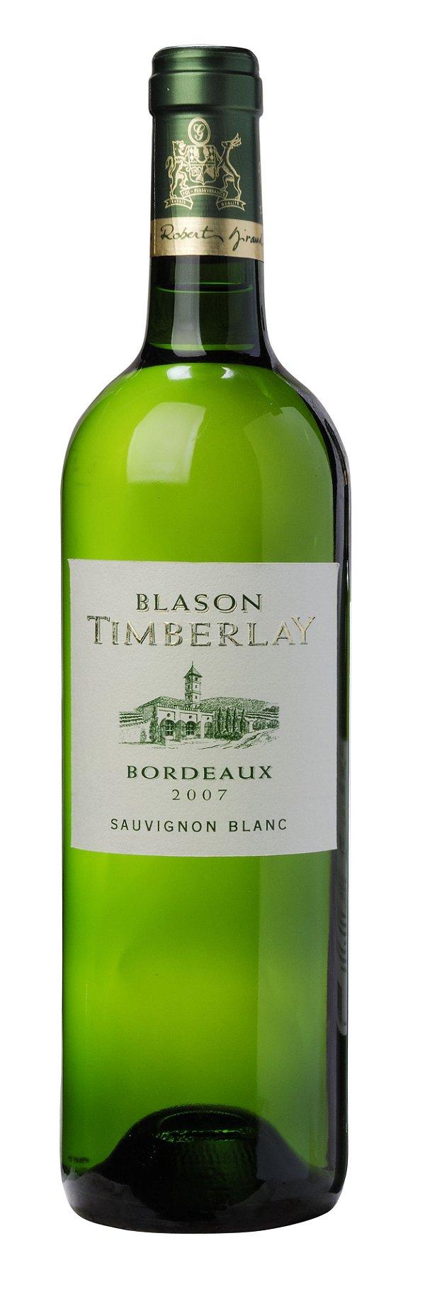 Vinho Blason Timberlay Sauvignon Blanc Robert Giraud