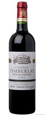 Vinho Chateau Timberlay Bordeaux Superieur Premium