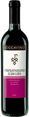 Vinho Boccantino Montepulciano D'Abruzzo Tinto