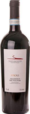 Vinho Pipoli Aglianico del Vulture DOC