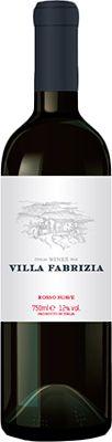 Vinho Villa Fabrizia Rosso Tinto Suave