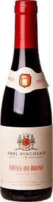 Vinho Cotês-Du-Rhône Tinto de 375ml Abel Pinchard