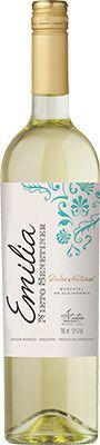 Vinho Emilia Nieto Senetiner Dulce Natural Moscatel de Alejandria