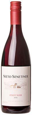 Vinho Nieto Senetiner State Bottled Pinot Noir