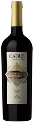 Vinho Cadus Blend De Las Alturas Malbec (Antigo Tri Malbec)