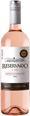 Vinho Santa Carolina Reservado Rose