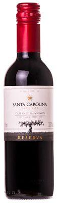Vinho Carolina Reserva Cabernet Sauvignon 375ml