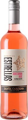 Vinho Estrellas Santa Carolina Cabernet Sauvignon Rose