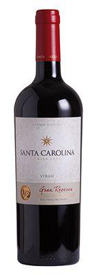 Vinho Santa Carolina Gran Reserva Syrah