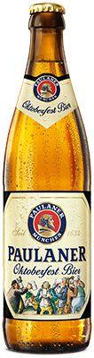Cerveja Paulaner Oktoberfest Bier 500 ml