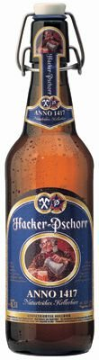 Cerveja Paulaner Hacker - Pschorr Anno 1417 500 ml