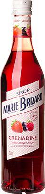 Xarope Marie Brizard Grenadine (Groselha)