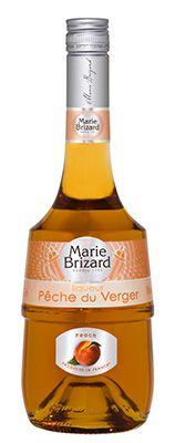 Licor Marie Brizard Clássico Pêche du Verger (Pêssego)
