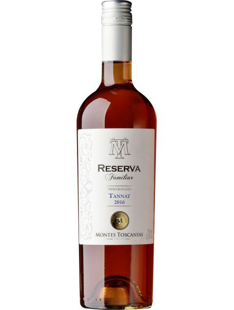 Vinho Montes Toscanini Reserva de Família Tannat Rosé