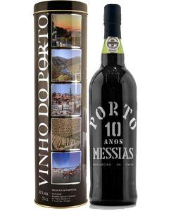Vinho Messias Porto 10 Anos com lata