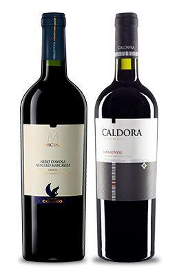 Kit Especial Itália: Cellaro Micina + Caldora Sangiovese