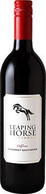 Vinho Leaping Horse Cabernet Sauvignon