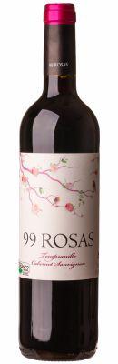 Vinho 99 Rosas Tempranillo Cabernet Sauvignon